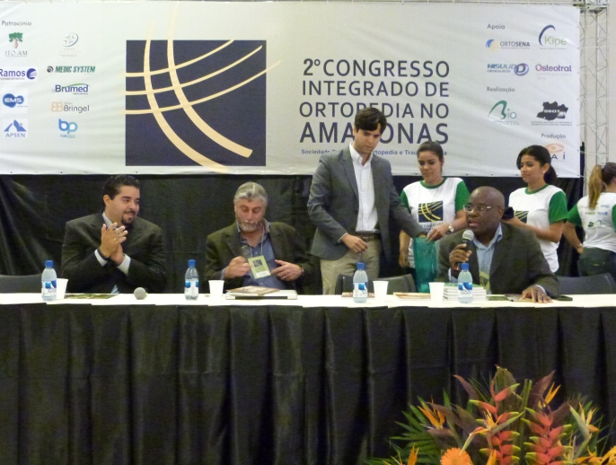 II Congresso Integrado de Ortopedia - Sbot
