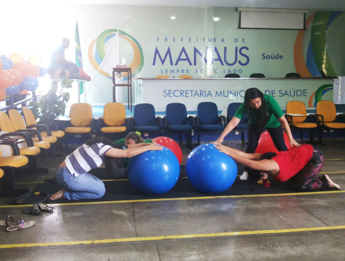 Pilates SEMSA - Dia do Servidor Público