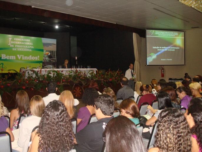 Palestra do Dr. Nivaldo Parizotto (SP)