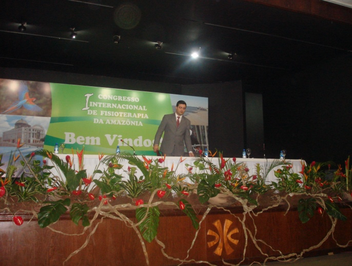 Presidente do Congresso - André Barbosa Rigato