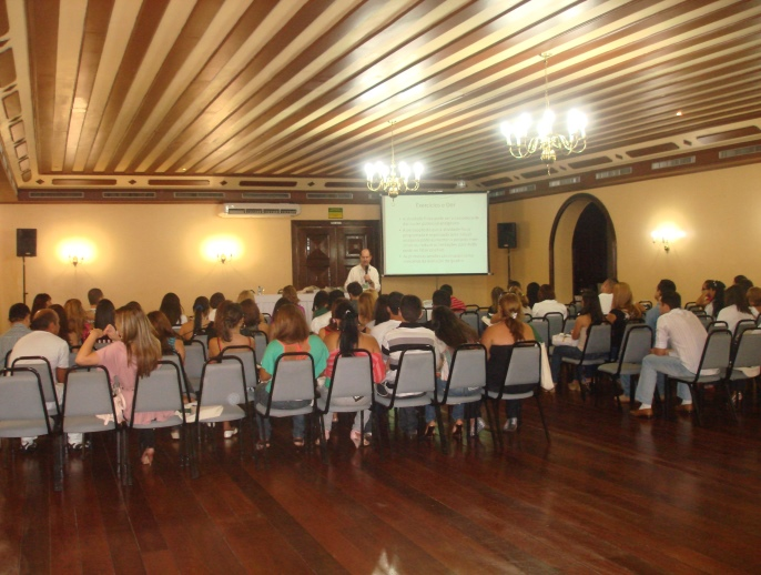 Mini-curso de Eletroterapia com Dr. Nivaldo Parizotto (SP)