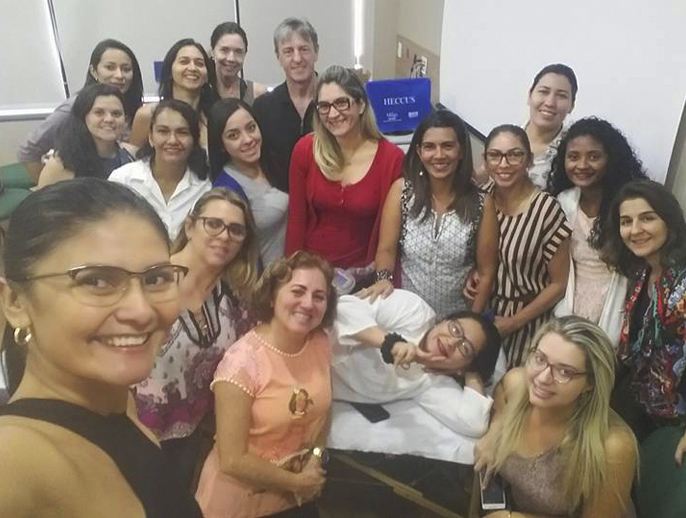 Curso de Eletroterapia - Dr. Jones Agne (RS)