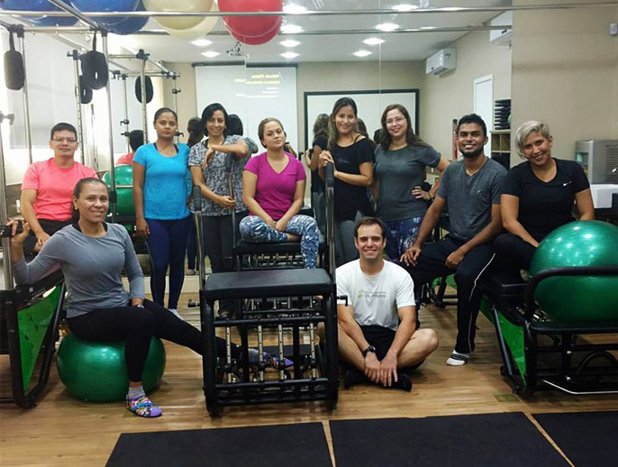 Método Cross Pilates - Prof. Rafael Ertner (SP)